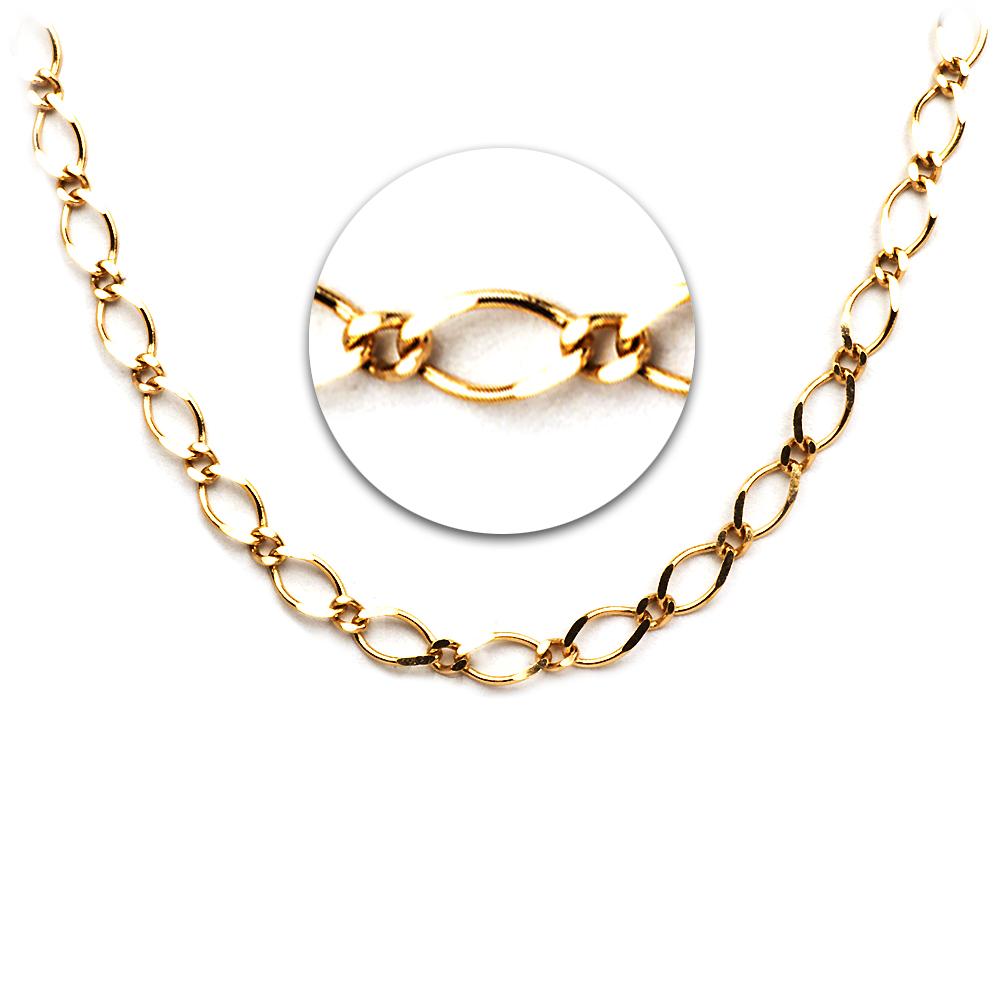 Цепь золотая с алмазной гранью купить в интернет-магазине, цена.