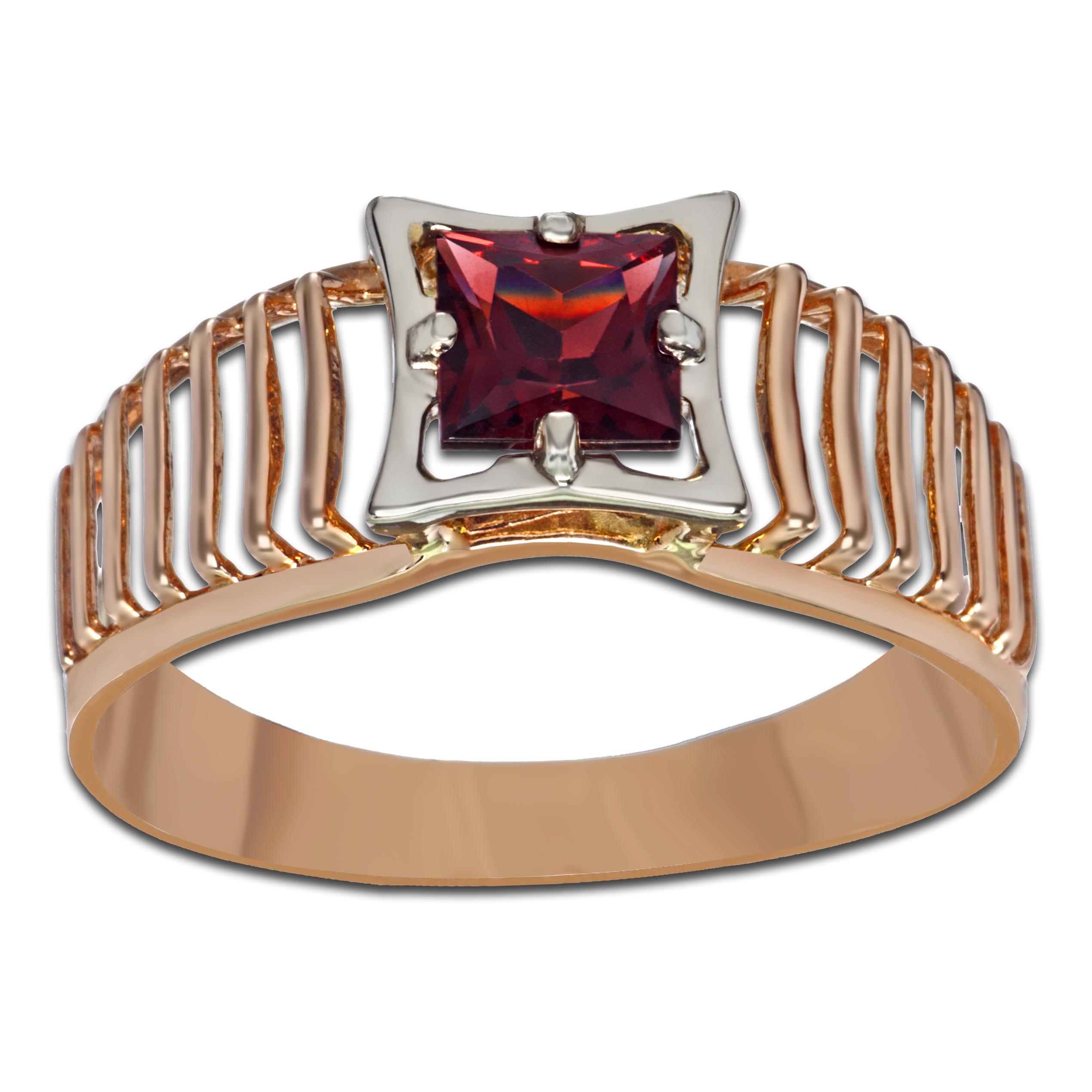 Кольцо мужское золото фото 5