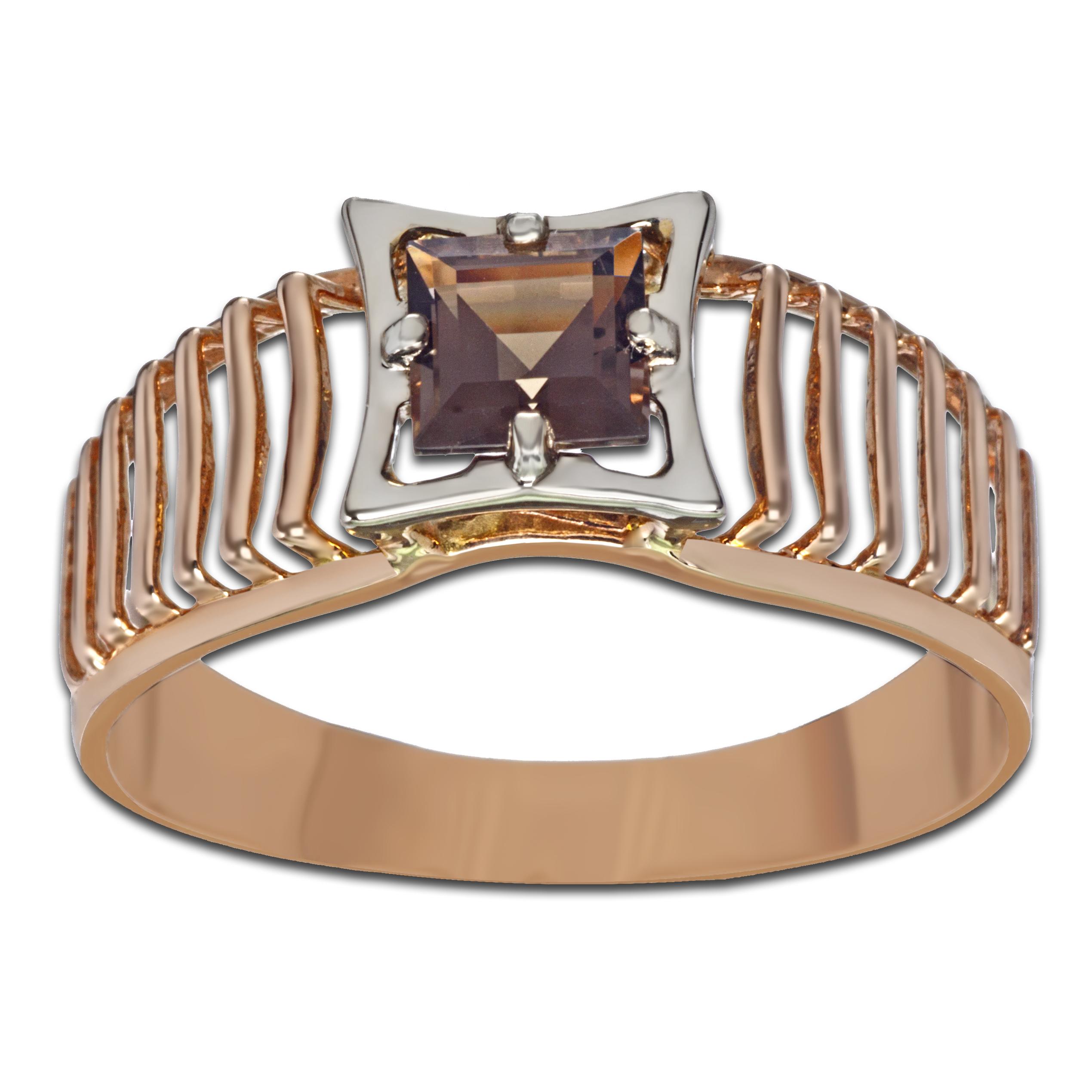 Кольцо мужское золото фото 4