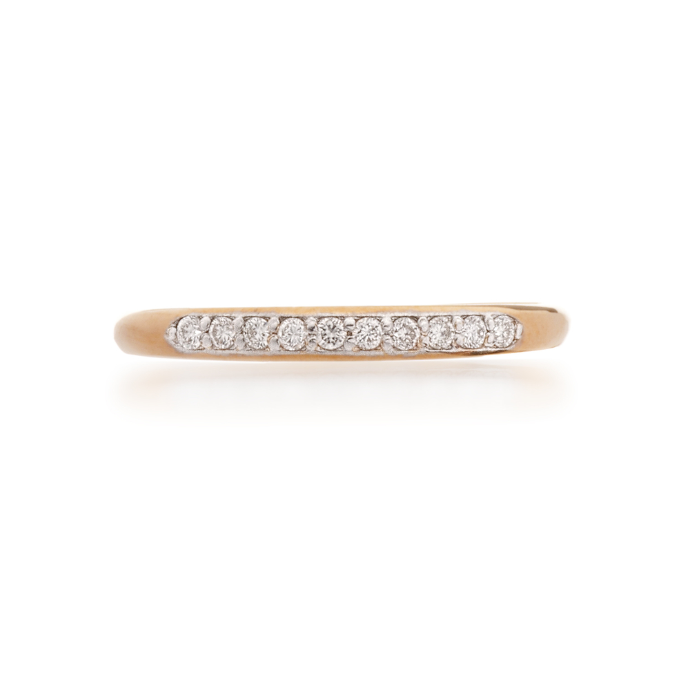 бриллиантовая дорожка кольцо